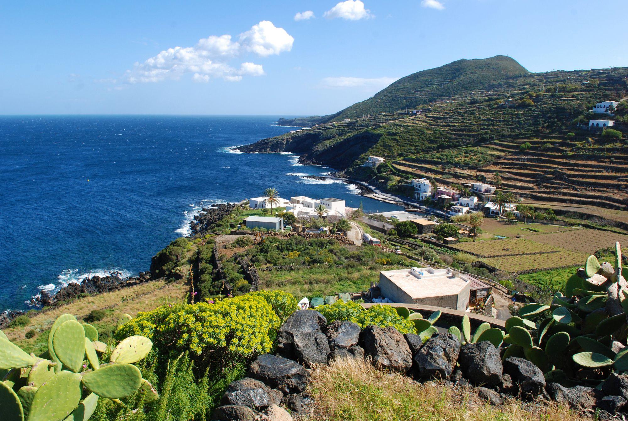 Ferragosto a Pantelleria in dammuso