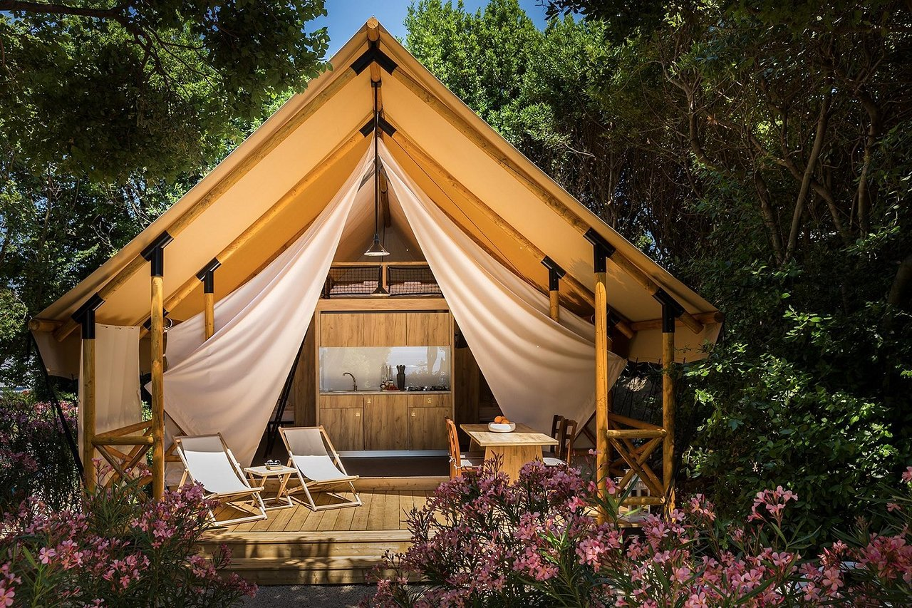 GLAMPING IN ROMAGNA: VACANZA GREEN